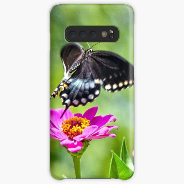 Spicebush Swallowtail in Flight Samsung Galaxy Snap Case