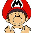 Baby Mario by Emus