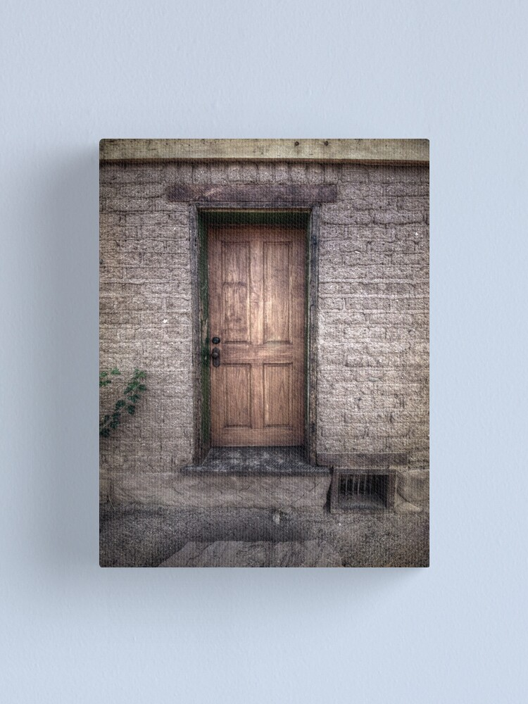 Alternate view of Abandonded Dreams Canvas Print
