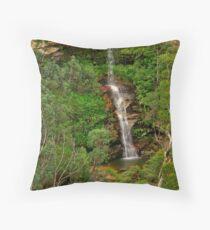 Minnehaha Falls #2 Throw Pillow