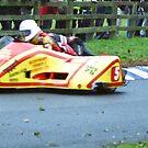 Side car race by lendale