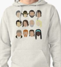 The Walking Dead Pullover Hoodie