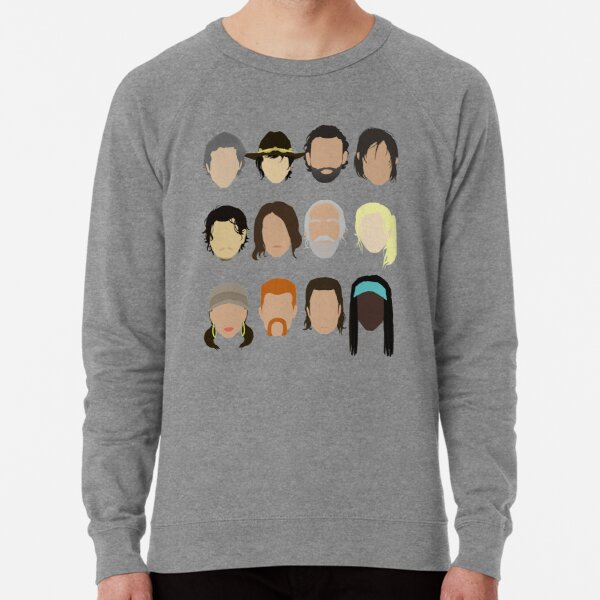 The Walking Dead Lightweight Sweatshirt