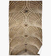 Ornate Architecture Poster