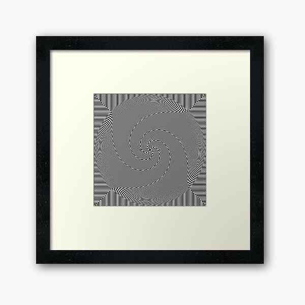 Psychedelic art, Art movement Framed Art Print