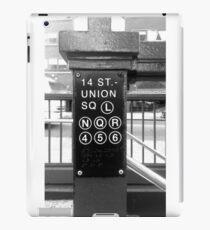 New York City iPad Case/Skin