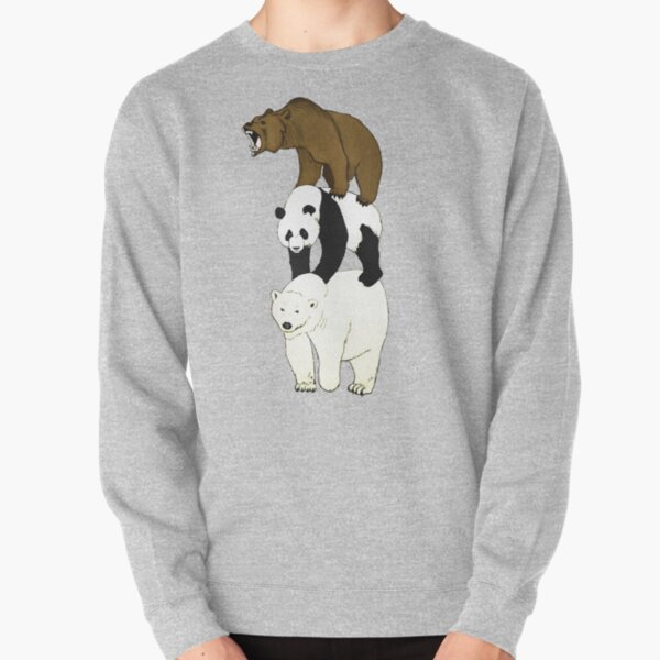 Stack Pullover Sweatshirt