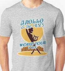 Apollo & the Muses World Tour T-Shirt