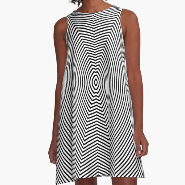Psychedelic art, Art movement A-Line Dress