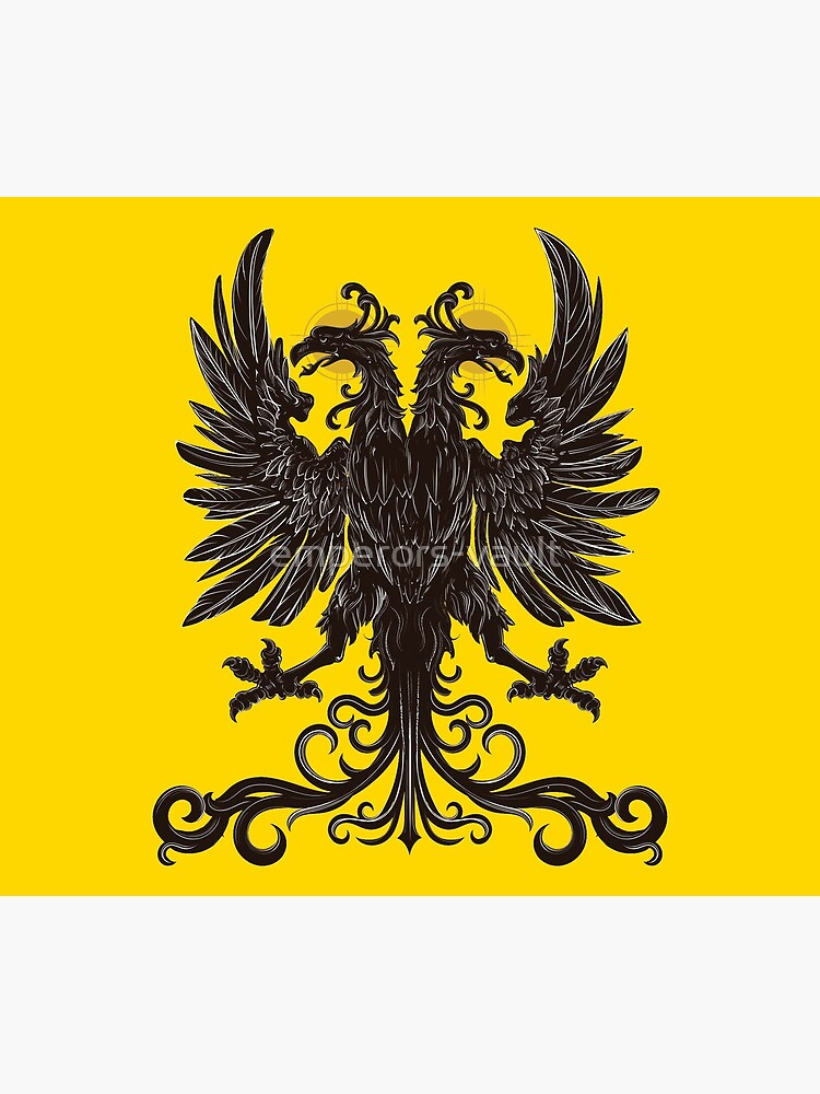 Holy Roman Empire double-headed eagle by emperors-vault