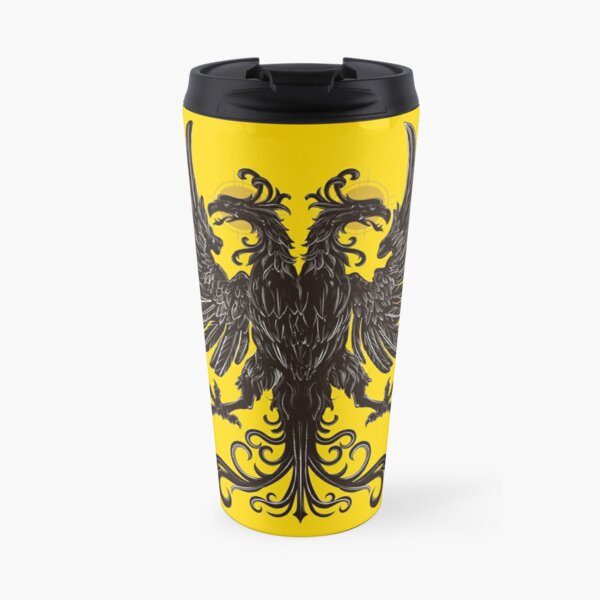 Holy Roman Empire double-headed eagle Travel Mug