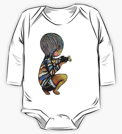 Smile baby macro photography Kids Clothes