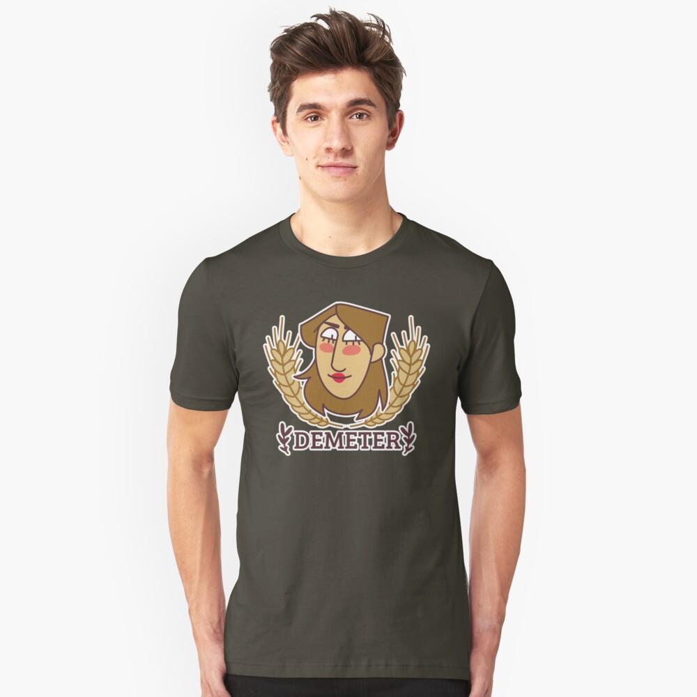Holy Heads: Demeter Camiseta ajustada