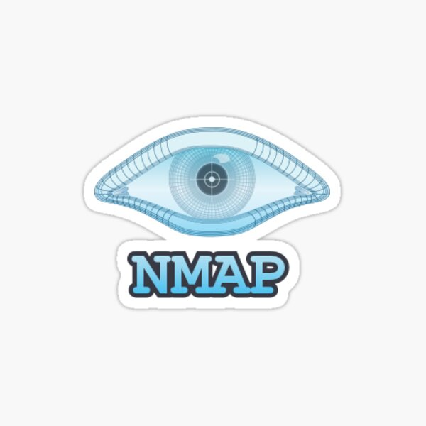 Tech - NMAP Logo Sticker