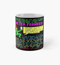 Tea Prancer Classic Mug