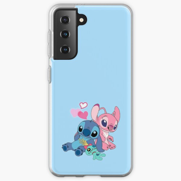 Stitch & Angel 2 Samsung Galaxy Soft Case