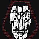 La Casa De Papel, Dali Mask with Bella Ciao Lyrics by leeseylee
