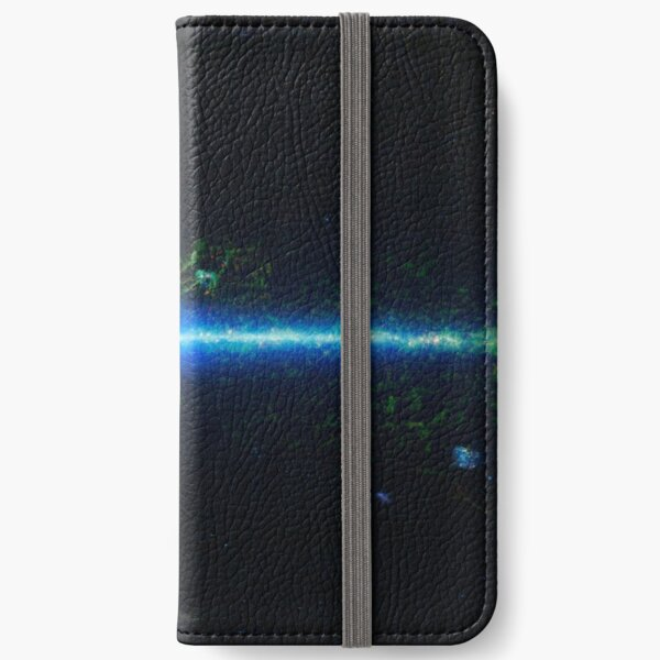 1433. Mapping the Infrared Universe: The Entire WISE Sky -- Rectangular Format iPhone Wallet