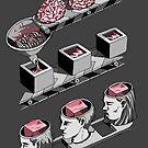 Jelly Brains von MaratusFunk