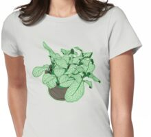 Neville the Plant Womens Fitted T-Shirt