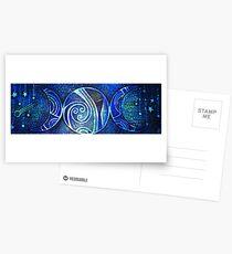 Triple Moon -Goddess Design Postcards