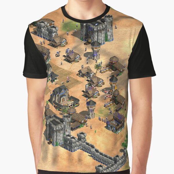 Age of Empires Battle Royal Graphic T-Shirt