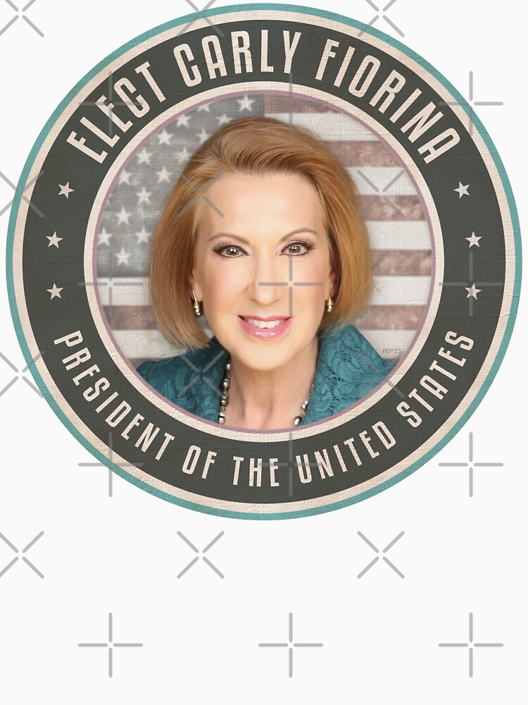 Elect Carly Fiorina by morningdance