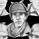 Sherlocks VIII by ShorelineSally