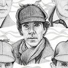 Sherlocks IX by ShorelineSally
