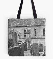 Headstones. Tote Bag