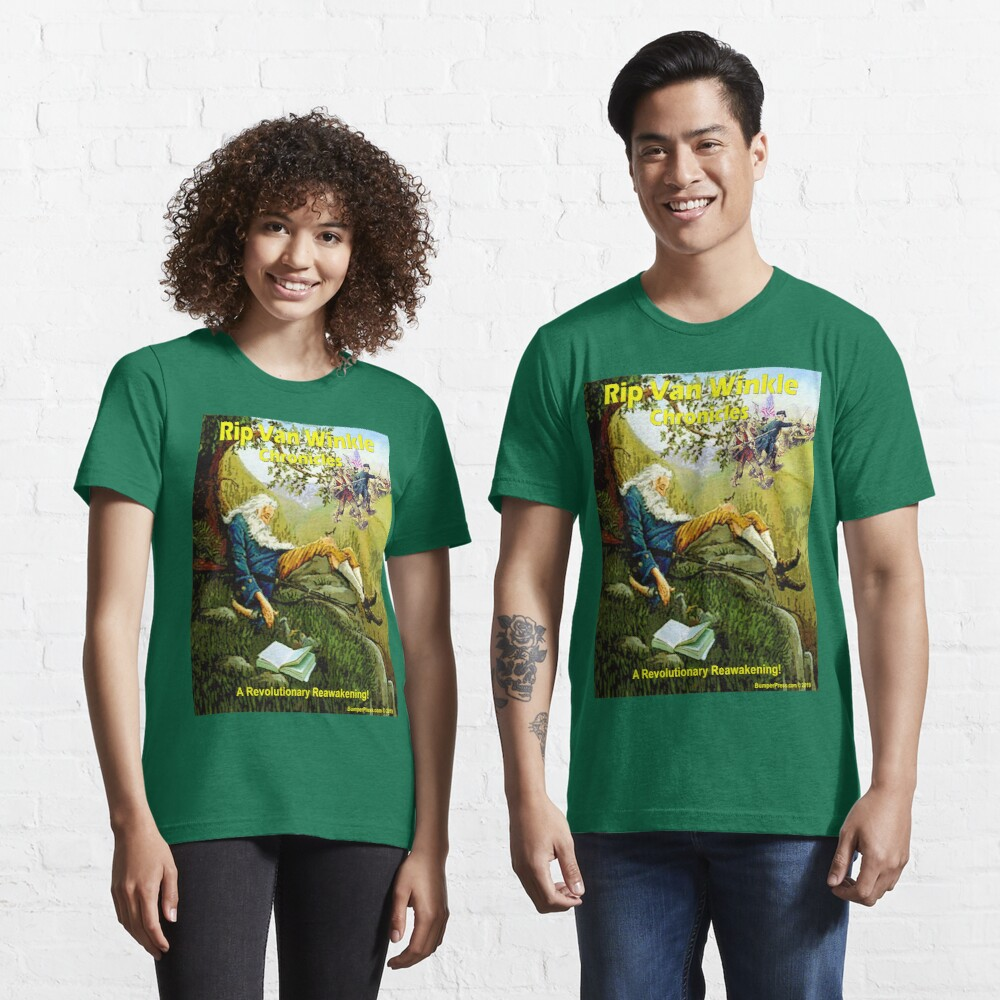Rip Van Winkle Chronicles Essential T-Shirt