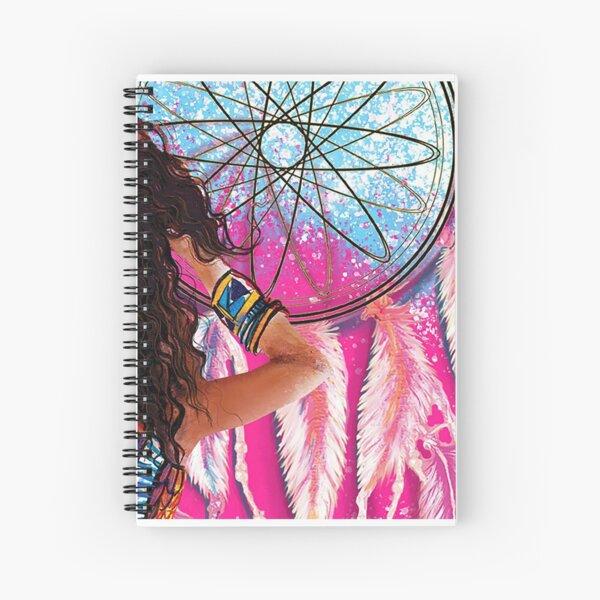 Get it Girl Spiral Notebook