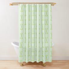Arrows green-yellow, Scoia'tael, Scoiatael, arrows Shower Curtain
