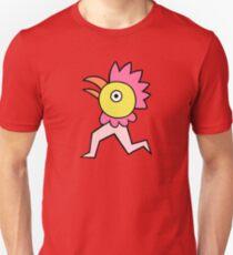 Run run chicken boy Slim Fit T-Shirt