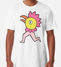 Run run chicken boy Long T-Shirt