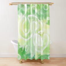 Scholar Galaxy Shower Curtain