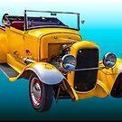 1931 Ford Roadster by Bryan D. Spellman