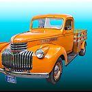 1941 Chevrolet 3/4 Ton Pickup by Bryan D. Spellman