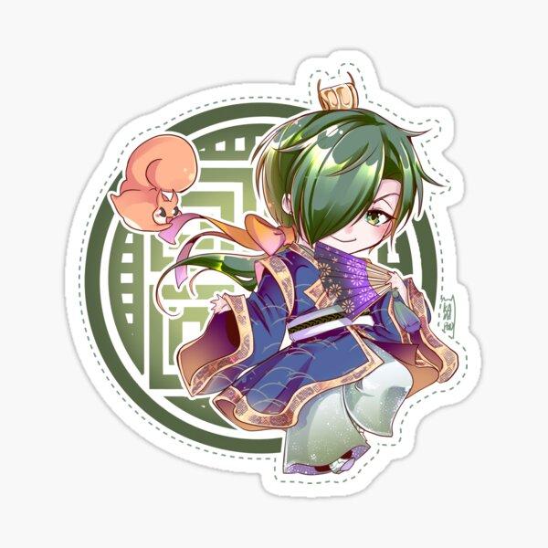 Fancy Jaeha Sticker