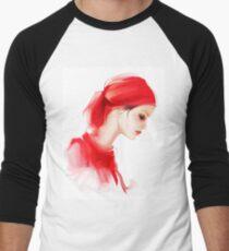 Fashion woman profile portrait  T-Shirt