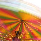 Merry go round fun by John Dalkin
