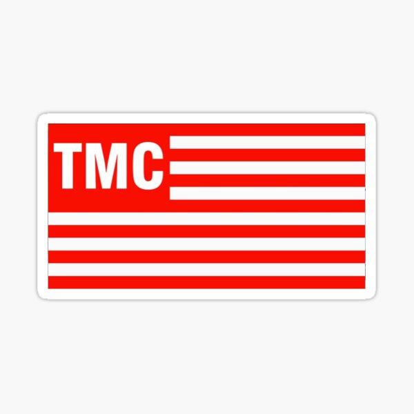 Nipsey Hussle TMC Sticker
