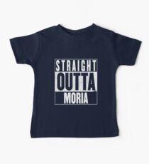 STRAIGHT OUTTA MORIA Baby Tee