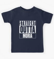 STRAIGHT OUTTA MORIA Kids Clothes
