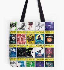 Broadway Greats Tote Bag