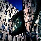 Bus mirror by laurentlesax