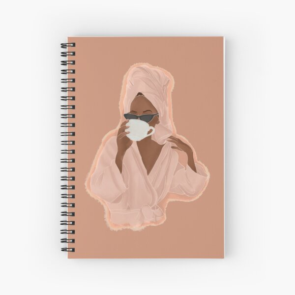 Treat Yourself Spiral Notebook