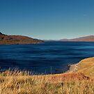 Windswept Loch Assynt by Alexander Mcrobbie-Munro