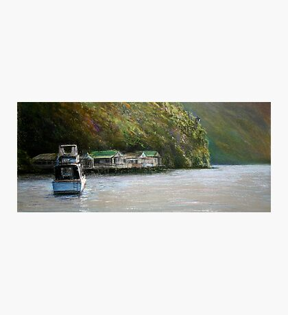 Lugarno: Georges River Photographic Print
