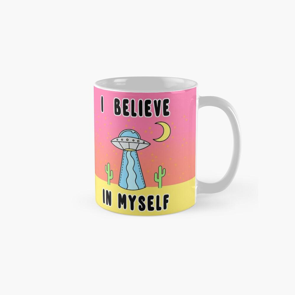 I Believe In Myself - The Peach Fuzz Mug